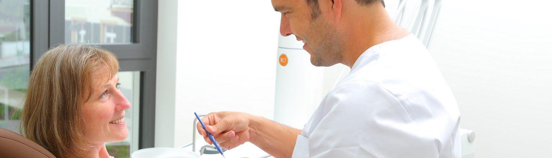 KuK Zahnärzte, Bühl, Beratung Implantate